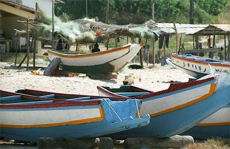 La parabole du pêcheur africain