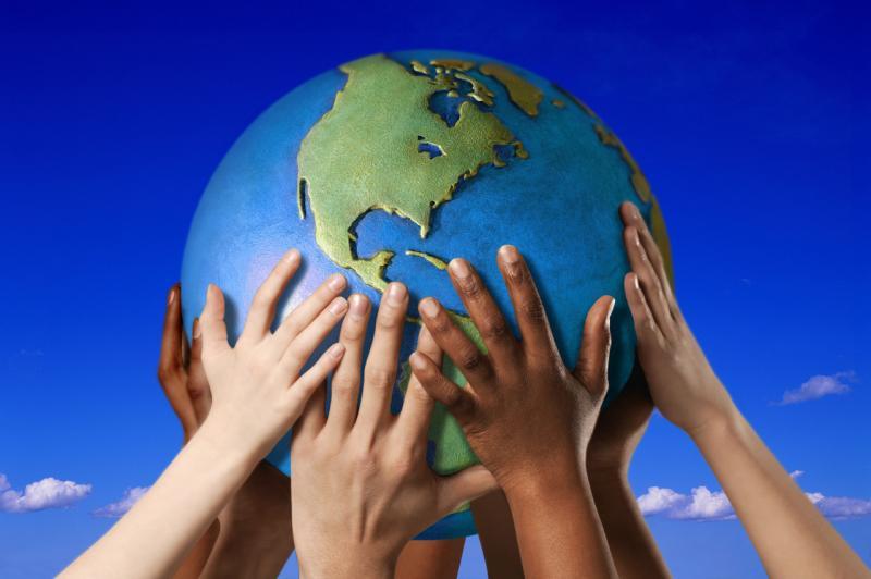 Si le monde se réduisait à un village de 100 personnes…
