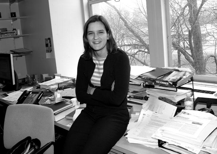 Esther Duflo: combatte la pauvreté par l'expérimentation sociale
