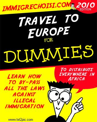 Immigrer en Europe pour les nuls. Episode 2