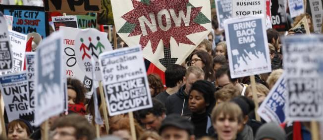 Indignez-vous?! Ces idées des parents qui ont enfoncé la génération Occupy Wall Street
