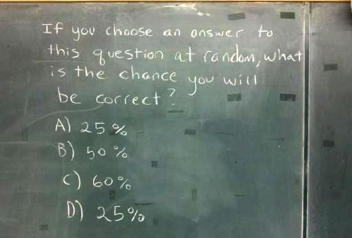 C'est vendredi, jouons avec les maths!