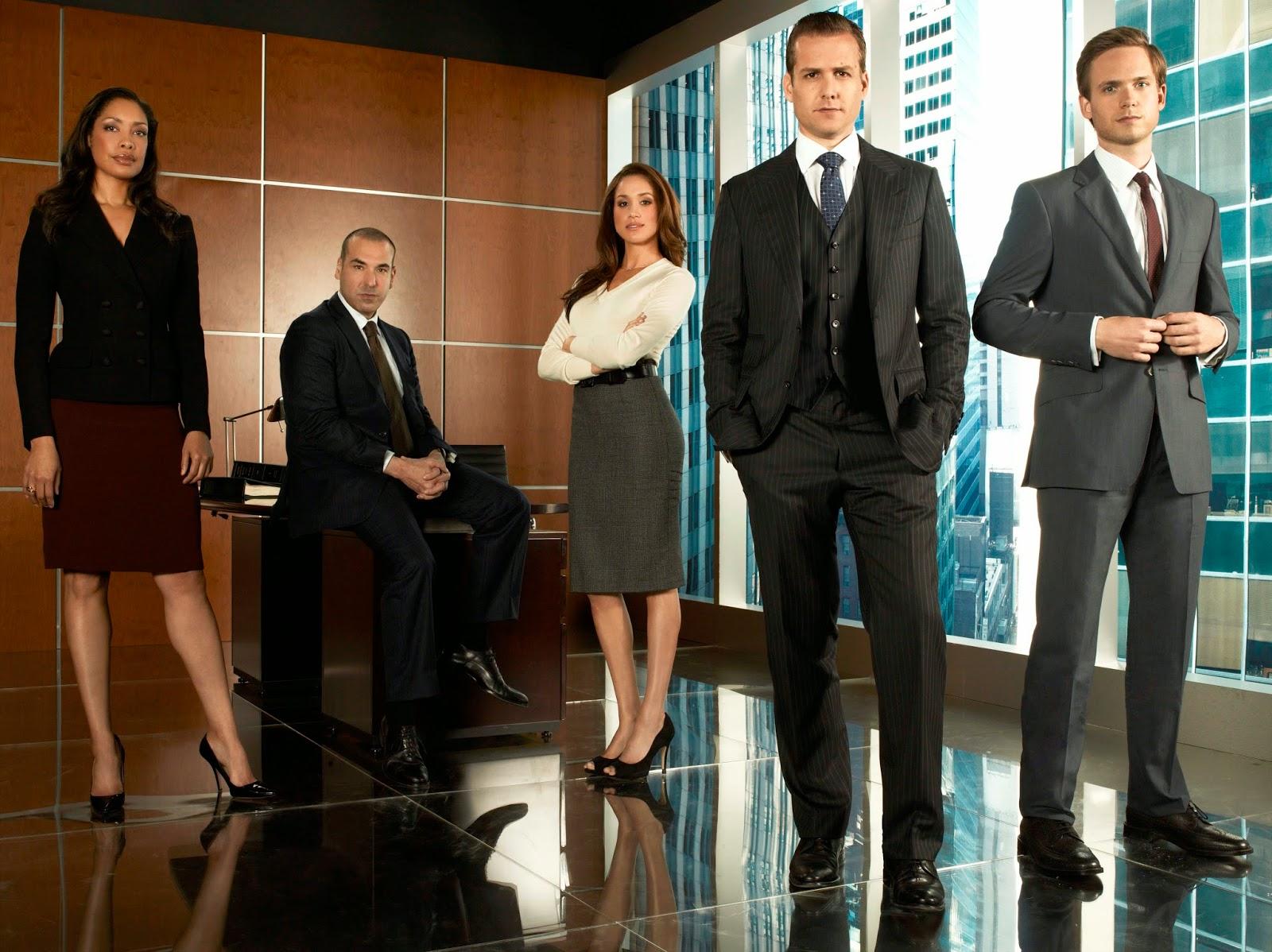 20 Leçons de management tirées de la série «Suits, Avocats sur mesure»