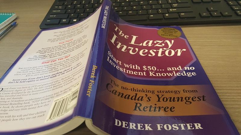 Critique de livre : «L'investisseur paresseux»