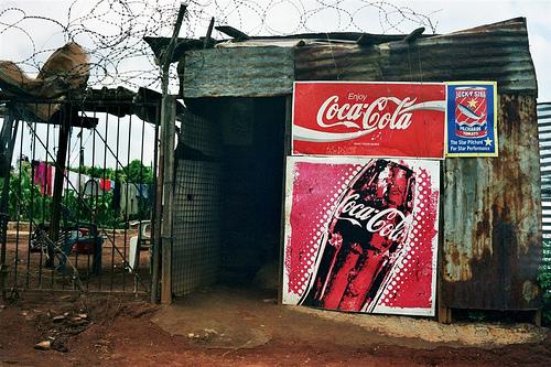 Coca Cola en Afrique
