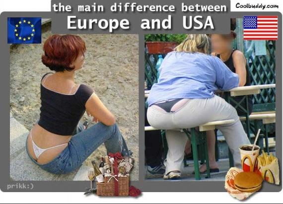 Beauf américain vs Français.