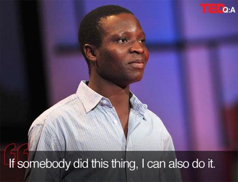 Le génie africain : ou la preuve que nous pouvons faire des miracles à partir de rien.