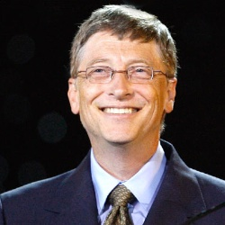 Bill Gates 1 Who Owns Facebook?   The 10 Richest Facebook Shareholders