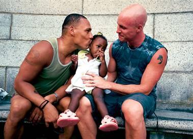 pour ou contre le mariage gay adoption