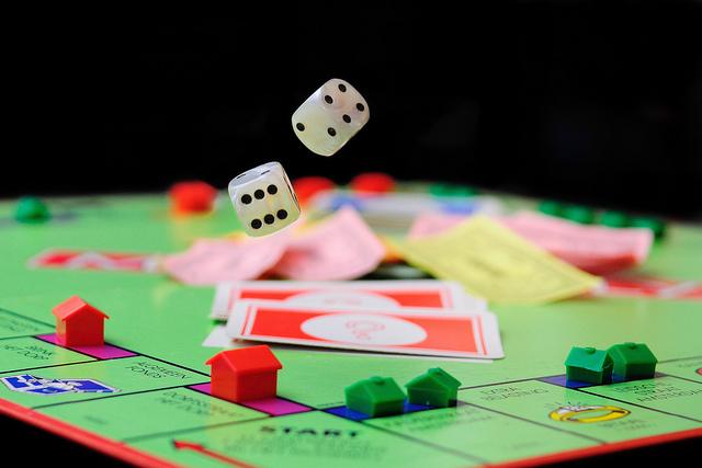 Jeu de Monopoly : (c) GSAndre - flickr.com