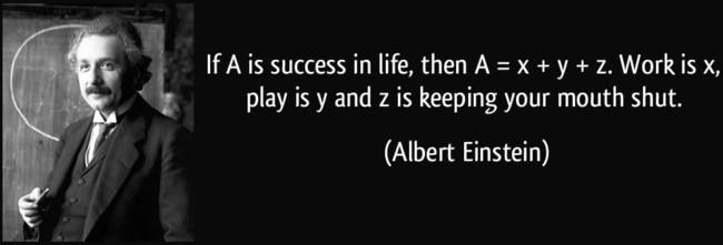 L'équation du Succès. Pourquoi certains réussissent dans la vie et pas d'autres.