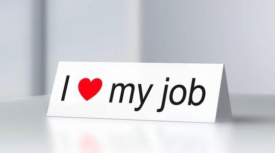 Les raisons qui me font aimer mon travail et pourquoi vous devriez faire de même