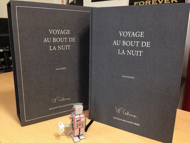 «Voyage au bout de la nuit» by Louis Ferdinand Céline ou le journal d'un immigré