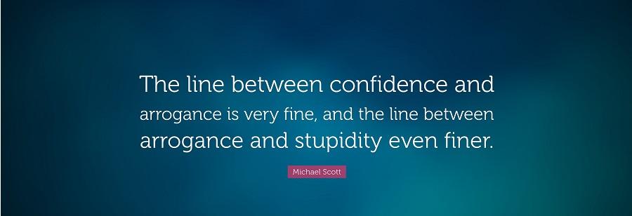 Je suis arrogant, têtu, condescendant, et j'ai toujours raison (ou «comment argumenter»)